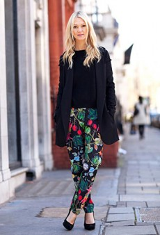 Fashion Editor Street Style: London Fashion Week Fall 2012 (Forum Buzz)