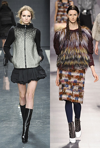 Milan Fashion Week Fall 2012 Hits and Misses