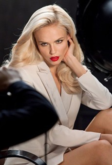 Natasha Poly Signs With L'Oréal Paris (Forum Buzz)