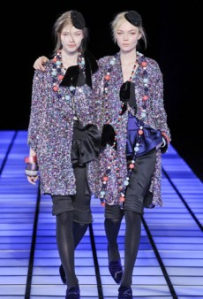 Emporio Armani Fall 2012 Runway Review