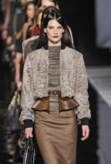 Etro Fall 2012 Runway Review