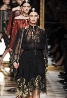 Salvatore Ferragamo Fall 2012 Runway Review
