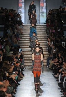 Missoni Fall 2012 Runway Review