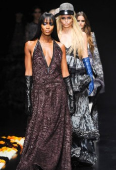 Roberto Cavalli Fall 2012 Runway Review