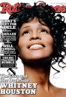 Whitney Houston's On the Cover of Rolling Stone