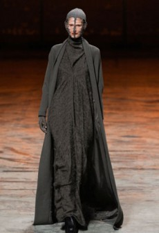 Rick Owens Fall 2012 Runway Review