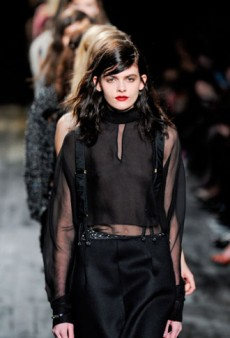 Nina Ricci Fall 2012 Runway Review