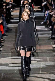 Givenchy Fall 2012 Runway Review