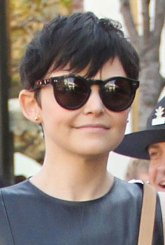 Ginnifer Goodwin at The Grove Extra Los Angeles cropped