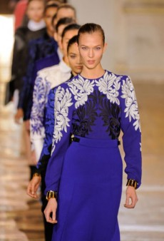Stella McCartney Fall 2012 Runway Review