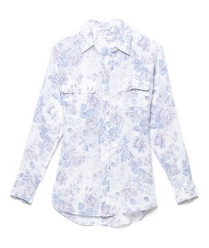 Pretty Pastels: Equipment Signature Blouse