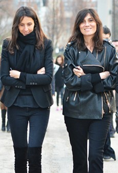 Fashion Editor Street Style: Paris Fashion Week Fall 2012 (Forum Buzz)