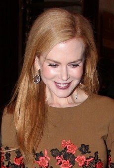 Nicole Kidman: Look of the Day