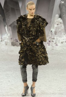 Chanel Fall 2012 Runway Review