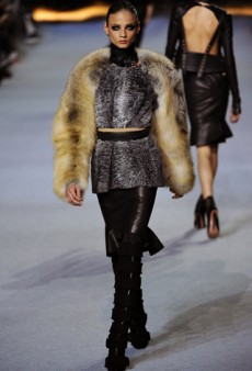 Kanye West Fall 2012 Runway Review
