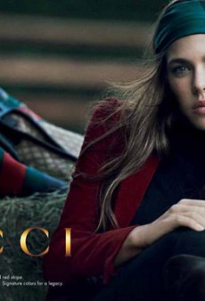 Monaco Royal Charlotte Casiraghi Stars in Gucci's 'Forever Now' Campaign (Forum Buzz)