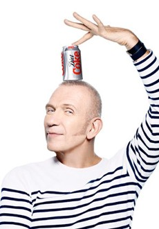 Diet Coke Names a European Creative Director: Jean Paul Gaultier [VIDEO]