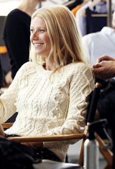 Gwyneth Paltrow for Lindex's Modern Preppy Campaign (Forum Buzz)