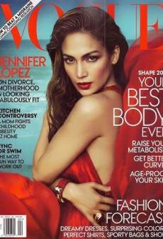 Nothing But Love for J. Lo's Vogue Cover (Forum Buzz)