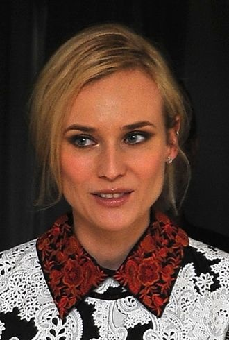 Diane Kruger Photocall for Les Adieux a La Reine Paris cropped