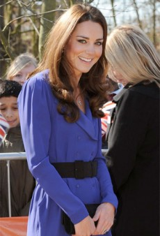 Link Buzz: Kate Middleton's First Speech and Mockingjay Tattoos
