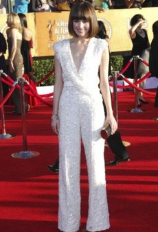 Rose Byrne Mixes It Up on the Red Carpet