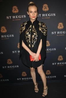 Diane Kruger, Mena Suvari, and Other Best Dressed Celebs of the Week