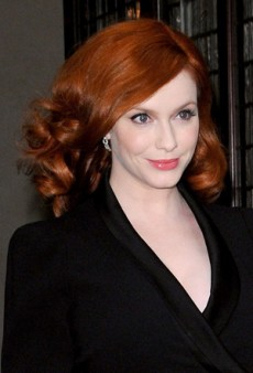 Christina Hendricks: Beauty Look of the Week
