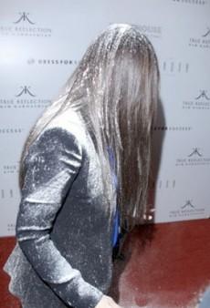 PETA Thinks Kim Kardashian Should Get a Life, Not Sue Her Flour-Bomber