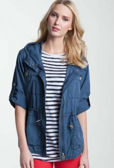 Store Your Winter Coat and Shop Spring's Hottest Anoraks