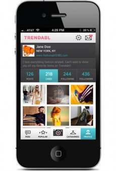 Trendabl, Fashion's Newest App: Closed Set with Julie Bensman