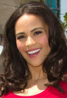 Paula Patton: Look of the Day