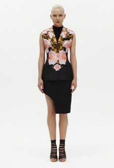 Josh Goot's Spring 2012 Collection is a Flower Garden on Acid
