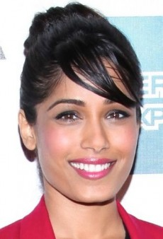 Freida Pinto: Look of the Day
