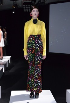 Fashion Week Australia S/S 2012-2013: Day One Recap