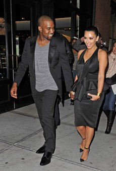 Has Dating Kanye West Improved Kim Kardashian's Fashion Sense? (Forum Buzz)