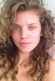 AnnaLynne McCord Without Makeup and Other Celeb Twitpics of the Week