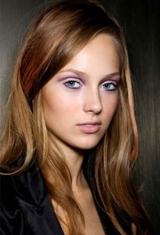 Beauty Trend to Try: Purple Eye Shadow