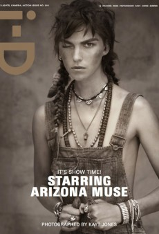Arizona Muse and Andrew Garfield Snag the Third and Fourth i-D Summer Covers [VIDEO] (Forum Buzz)