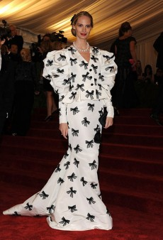 Awesome or Awful? Lauren Santo Domingo's Met Gala Gown (Forum Buzz)