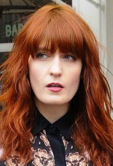 Florence Welch: Look of the Day – Kaleidoscope Print