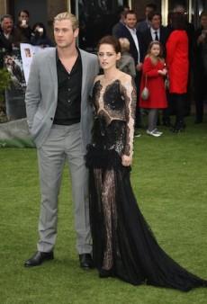 Link Buzz: Kristen Stewart's Sheer Marchesa; Chanel's Pre-Fall Campaign