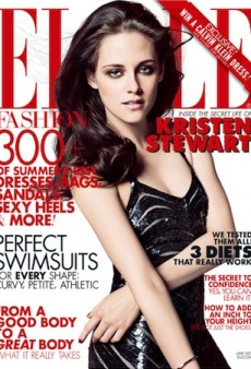 Kristen Stewart Covers Elle, Seems Pretty Cool in the Accompanying Interview