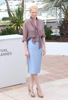 Tilda Swinton Wows Us in Cannes (Forum Buzz)