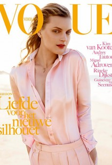 Guinevere van Seenus Covers the June Issue of Vogue Netherlands (Forum Buzz)