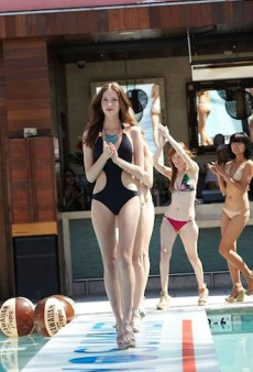 L Space by Monica Wise Swimwear Collection 2012 Runway Show: A tFS Exclusive