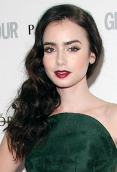 Get Lily Collins' Snow White-Inspired Beauty Look