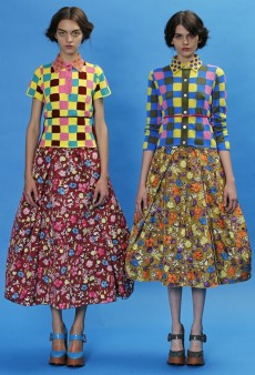 Marc Jacobs' Kaleidoscope of Color and More Resort 2013 from Rebecca Minkoff, Burberry Prorsum, Donna Karan