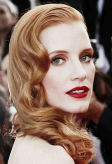 Link Buzz: Jessica Chastain for YSL; Karl Lagerfeld for Shu Uemura