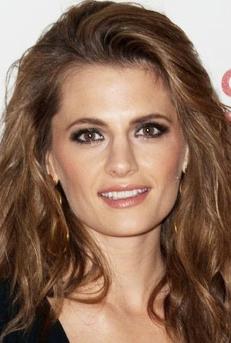 Stana Katic BMW Beverly Hills Hotel Event cropped